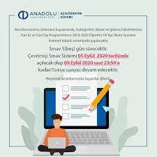 Anadolu Üniversitesi Batı Avrupa Bürosu - Ana Sayfa   F