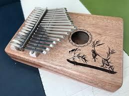 <b>Kalimba</b> 17key Carving Chinese Bamboo mbira <b>Thumb Piano</b>   Etsy ...