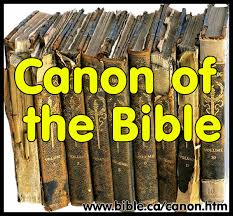 Image result for Hebrew Bible canon word