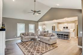 open concept flooring