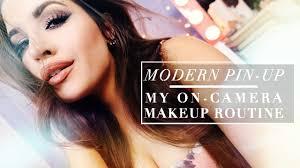 grwm my on camera s makeup routine missjessicaharlow