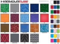 Under Armour Color Code Chart Under Armour Cold Gear