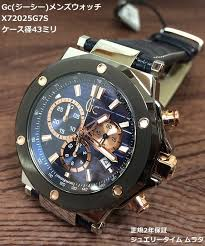 jewelry time murata of watch rakuten global market gc gc gc gc watches men s gc 3 collection