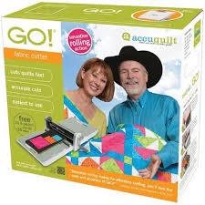 AccuQuilt GO! Fabric Cutting Machines - Quilting-Warehouse & Fabric Cutter Adamdwight.com
