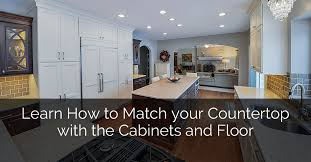 learn how to match your countertop with the cabinets and floor home remodeling contractors sebring design build
