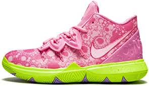 Kyrie 7 ep x concepts 'horus'. Amazon Com Nike Kyrie 5 Spongebob Squarepants Patrick Kids Shoes