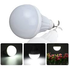 Usb Powered Outdoor Lights Portable Usb Powered 12w 24w White Smd5730 Led Light Bulb Emergency Garden Outdoor Camp Lamp