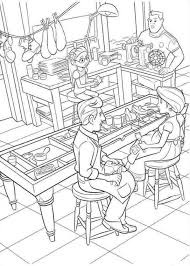 Enrique And Luisa Coco Coloring Pages Coloring For Kids 2019