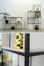 nortstudio | Beautiful shelf built up symmetrically and made of ...