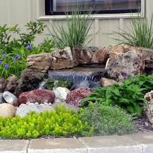 Small Picture Top 25 best Backyard waterfalls ideas on Pinterest Garden