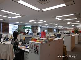 japanese office layout. Perfect Japanese Expedia Travel Company Japan Office In Tokyo In Japanese Layout O