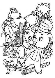 Coloriage Pierre Et Le Loup Disney