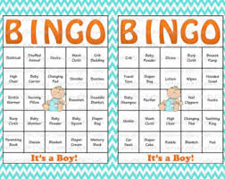 10 Printable Baby Shower Games Your Guests Will Surely EnjoyBaby Shower Bingo Cards Printable
