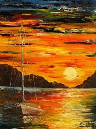 34 Sunrise painting ideas | sunrise painting, sunrise, painting
