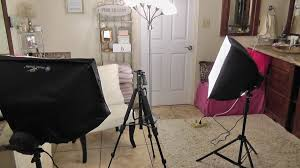 Youtube Set Up Lighting My Lighting Filming Set Up For Youtube Videos Pinksofoxy