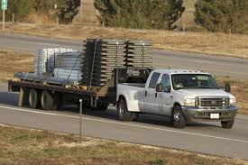 Wifco Steel Products Private Fleet Truck Carrying a Hot Shot Load ...
