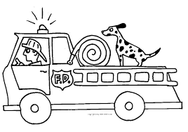 Free Fire Truck Coloring Pages Print Kid Stuff Truck Coloring