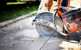 concrete cutting in toronto
