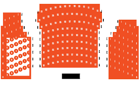 Paramount Theater Aurora Seating Chart Curious Paramount Theater Seattle Seating View Paramount