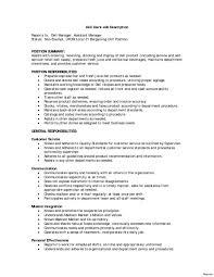 Shift Manager Resume Shift Manager Resume Department Grocery Sample Retail Vesochieuxo 12