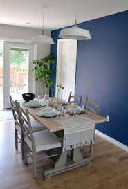 Kitchen Table Paint The Crux Harvest Kitchen Table Makeover With Chalk Paint