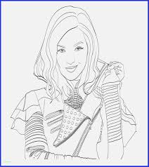 Coloring Pages Coloring Pages Breakthroughts Mal Selected Disney