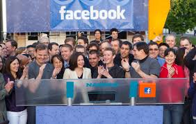facebook office in usa. Facebook Office Usa. Ipo Opening Bell Ceremony Newsroom Usa V In S