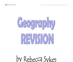 geography revision flooding urbanisation population problems  geography revision flooding urbanisation population problems a level geography marked by teachers com
