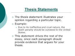persuasive writing ppt video online  3 thesis statements