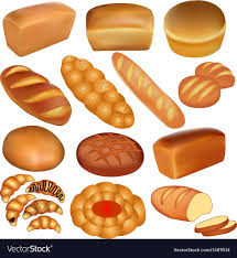 loaf of bread vector. Delighful Vector Set Of Loaves Bread Vector Image Inside Loaf Of Bread Vector A