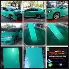 🔺สีเขียวมิ้นเหลือบมุก #TK-G23... - ทีเคคาร์คัลเลอร์ ผสมสีตามตัวอย่าง  จำหน่ายสีพ่นรถยนต์