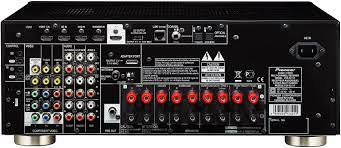 Pioneer VSX-921-K 7.1 AV-Receiver (Apple AirPlay , DLNA 1.5  Streaming-Client, HDMI, USB) schwarz: Amazon.de: Audio & HiFi
