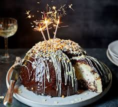 This one is a heavenly flourless chocolate cake rolled with chocolate whipped cream. Christmas Dessert Recipes Bbc Good Food
