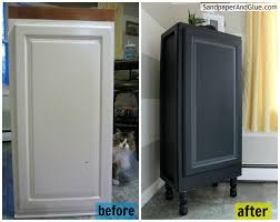 Upcycled Kitchen Upcycled Kitchen Cabinet A Furniture Repurpose Stephanie
