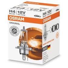 «<b>Автомобильная лампа H4 60</b> / 55W Standart 1 шт. OSRAM ...