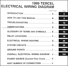 wiring diagram for 1984 toyota tercel wiring wiring diagrams online