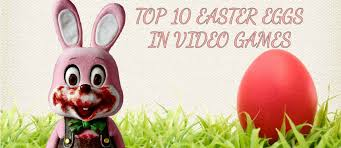 Happy Easter Xbox Top 10 Video Game Easter Eggs Gaming Access Weekly