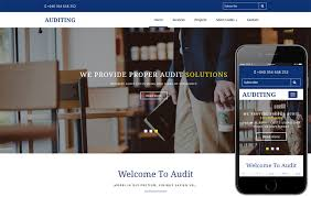 Free Downloads Web Templates Auditing A Corporate Category Bootstrap Responsive Web Template