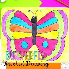 How To Draw A Butterfly 6 Kid Friendly Steps Proud To Be