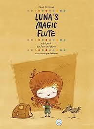 Blaz Pucihar Lunas Magic Flute Für Querflöte Klavierbegleitung