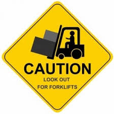 Image result for Do's and Don'ts - Forklift