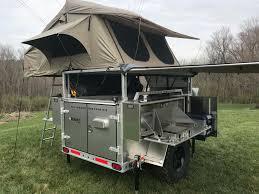 peanut trailer expedition trailer off road trailer aluminum trailer nuthouse trailer