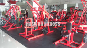 hammer strenght gym machine at low