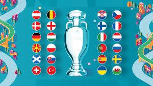 Europei EURO 2020: tabellone fase a eliminazione diretta, dagli ottavi