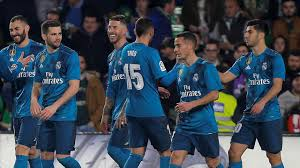 Real Madrid player ratings after Los Blancos emerge victorious in  eight-goal thriller against Real Betis - Mirror Online