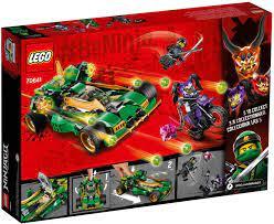 Đồ chơi lắp ráp LEGO Ninjago 70641 - Xe Đua Bóng Đêm của Ninja (LEGO Ninjago  70641 Ninja Nightcrawler) giá rẻ tại cửa hàng LegoHouse.vn LEGO Việt Nam