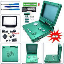 Năm 2020 Phiên Bản Giới Hạn MỚI Full Nhà Ở Vỏ Thay Thế cho Máy Nintendo  Gameboy Advance SP dành cho GBA SP Tay Cầm Chơi Game Cover acces Cases