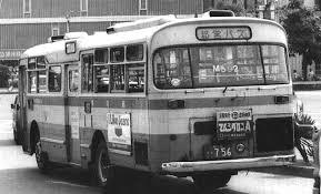 行き先表示方向幕 都営バス資料館