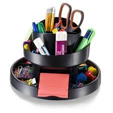 office desktop storage. Office Desk Organizer Desktop Sorter Accessories Pen Pencils Holder Storage Tray #Officemate D