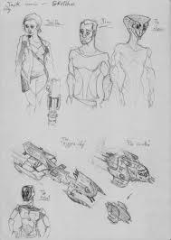 Designs By Manuel Manuel Cruz Characters Designs